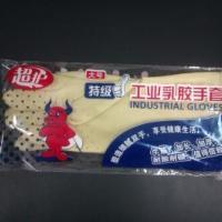 家居日用清洁使用的加厚乳胶手套