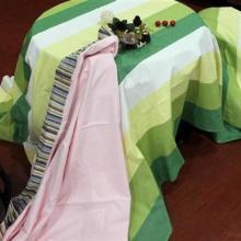 鲁创家纺教您选择婴儿床上用品价格表
