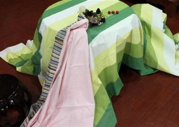 鲁创家纺教您选择婴儿床上用品图片