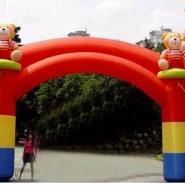 湖南节日婚庆充气拱门定做图片