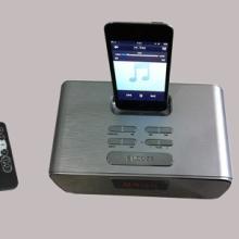 USB/SD接口iPhone/iPod底座音箱星级酒店客房闹钟音箱