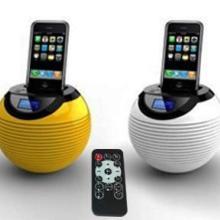 苹果ipod/iphone通用底座音箱USB/SD插卡音箱酒店客房闹