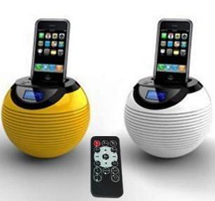 苹果ipod/iphone通用底座图片