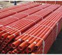 新疆电缆穿线管规格50-200mm图片