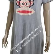 供应大嘴猴睡裙莫代尔面料