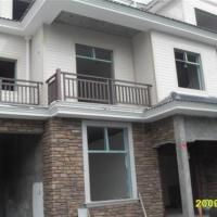 供应新型庭院建筑铝合金阳台围栏网 图片 效果图
