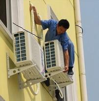 修理空调图片/修理空调样板图 (4)