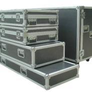 专业生产郑州铝箱航空箱化妆箱美容图片