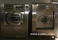 供应石家庄酒店客房二手布草清洗机械餐饮台布椅套二手洗涤设备图片