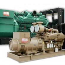 供应晋中出租大型发电机组30-1000KW图片