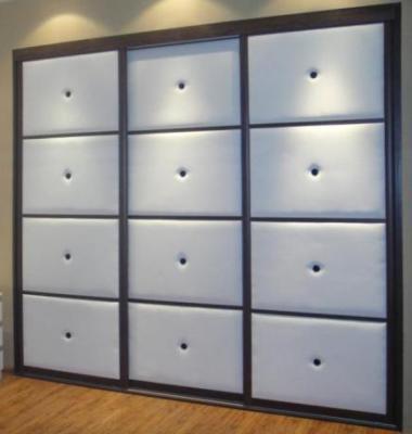 电视背景墙面软包图片/电视背景墙面软包样板图 (3)