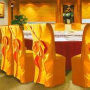 厂家直销定做椅子套沙发套窗帘布艺图片