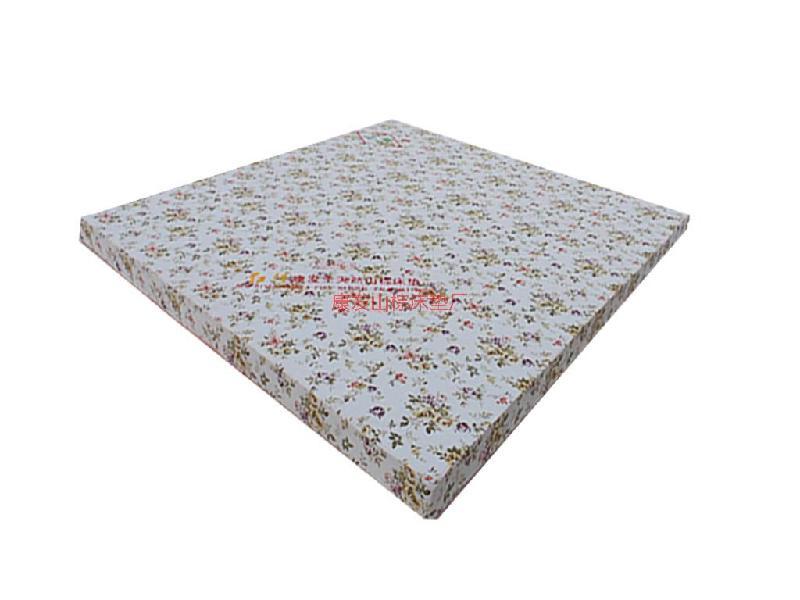 供应乳胶棕垫批发销售-昆明机制乳胶山棕床垫-红榈全天然山棕垫价钱