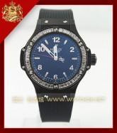 供应宇舶时尚条钻豪华休闲腕表