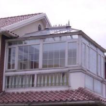 供应无锡阳台窗露台窗铝合金阳光房 别墅阳光房 阳光房设计厂家报价批发