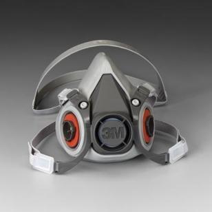 3M6200防护面具图片