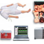 高级综合急救护理训练模拟人图片
