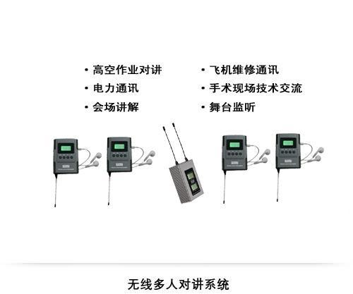 供应全双工对讲系统/无线内部通讯