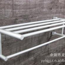 供应YL-C001小方架 供应长方形精美卫浴五金多杆活动浴巾架