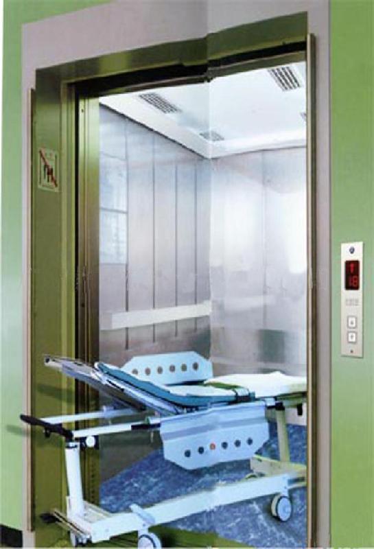 供应医用电梯医院电梯病床电梯 高清图片