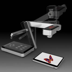 SXD-X5000-130W高清便携视频展台图片