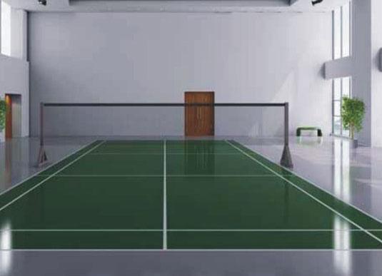 网球场地_网球场地图片网球场地样板图石家庄硅PU网球场地