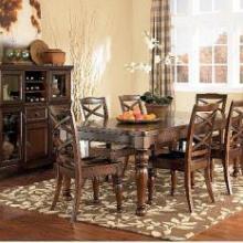 供应美式田园餐厅组家具 美式田园家具 餐厅组合 餐桌椅 餐桌 餐椅图片