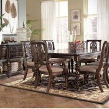 供应佛山美式家具 实木家具 餐厅家具 餐桌椅 餐桌 餐椅 田园家具