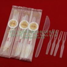 供应香港月饼刀叉塑料刀叉一次性刀叉批发