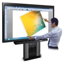 供应82寸触摸电脑电视一体机图片