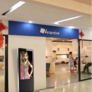 上海42寸苹果款落地式液晶广告机图片
