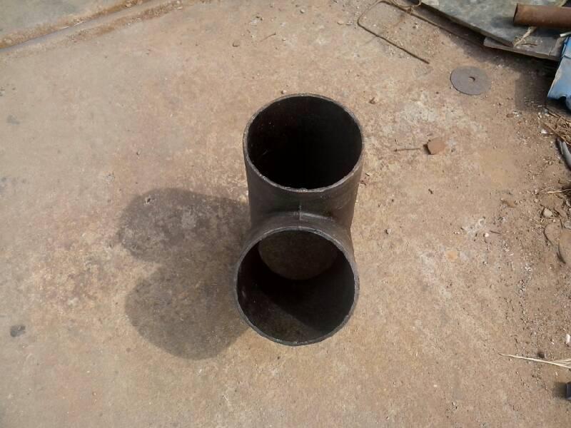 b型铸铁排水管件
