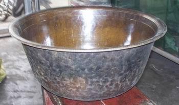 供应足疗盆铜盆高品位的享受纯铜足疗盆