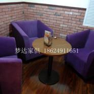 西餐咖啡厅沙发椅图片
