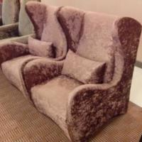供应经典款西餐咖啡厅单人双人沙发,价格优惠-梦达家具