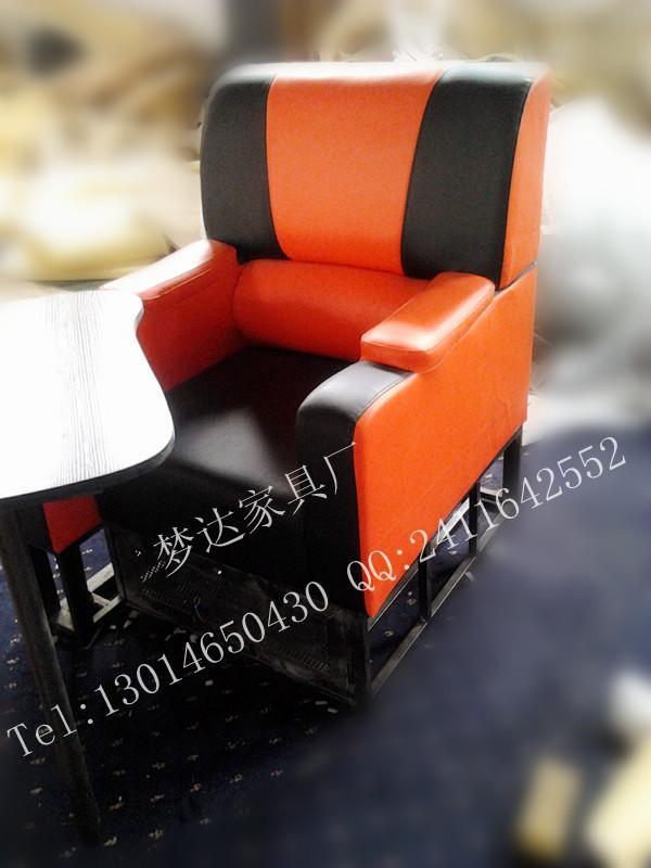 供应济源网吧一体沙发,梦达家具厂家定制