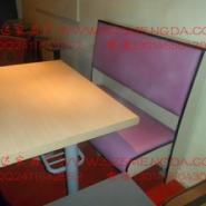 西餐咖啡厅卡座图片