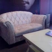 咖啡厅卡座沙发03图片