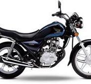 五羊本田统御125太子摩托车图片