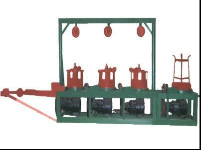供应精品推荐拔丝机 拔丝机价格 不锈钢拉丝机 铜拉丝机设备