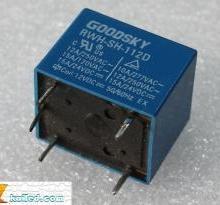 继电器RWH-SS-112D