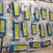 供应魔力无线遥控汽车模型锂电池组