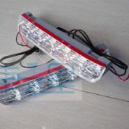 比月光RAV4专用日行灯改装雾灯图片