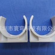 供应波纹管固定座,皮线光缆敷设附件,FTTH辅件