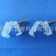 供应光纤固定卡钉扣,螺钉扣,S型固定件,皮线光缆施工辅件