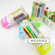 柳城县12色可洗水彩笔厂家低价促销