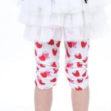 供应童装女童2012夏季韩版儿童打底裤批发