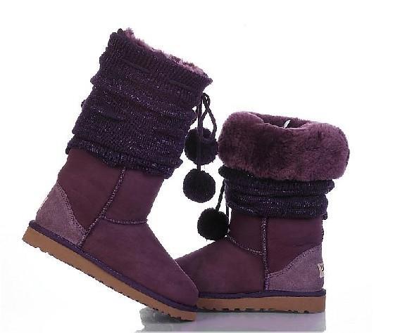 应雪地鞋雪地靴