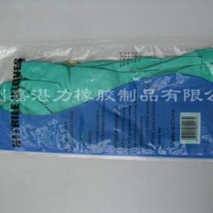 嘉湛力防酸碱工业手套图片