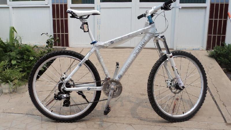 供应宝马铝合金山地自行车